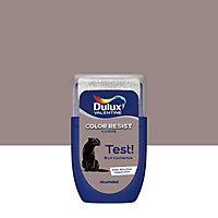 Testeur peinture cuisine Dulux Valentine brun cachemire mat 30ml