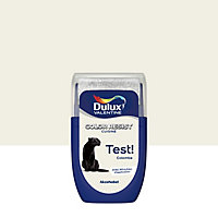 Testeur peinture cuisine Dulux Valentine colombe mat 30ml