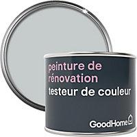 Testeur peinture de rénovation GoodHome gris Denali mat 70ml