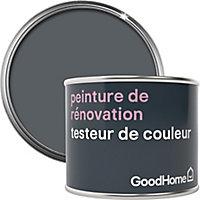 Testeur peinture de rénovation GoodHome gris Sedona mat 70ml