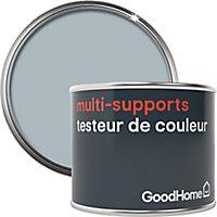 Testeur peinture de rénovation multi-supports GoodHome bleu Peillon satin 70ml