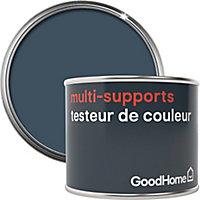 Testeur peinture de rénovation multi-supports GoodHome bleu Vence satin 70ml