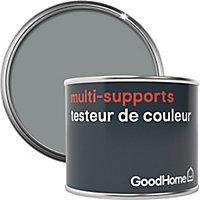 Testeur peinture de rénovation multi-supports GoodHome gris Delaware satin 70ml