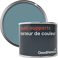 Testeur peinture de rénovation multi-supports GoodHome gris St Tropez satin 70ml