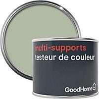 Testeur peinture de rénovation multi-supports GoodHome vert Limerick satin 70ml