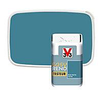 Testeur peinture de rénovation multi-supports V33 Easy Reno bleu batik satin 50ml