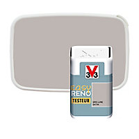 Testeur peinture de rénovation multi-supports V33 Easy Reno gris lune satin 50ml