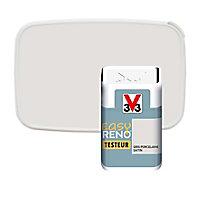Testeur peinture de rénovation multi-supports V33 Easy Reno gris porcelaine satin 50ml