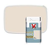 Testeur peinture de rénovation multi-supports V33 Easy Reno lin satin 50ml
