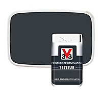 Testeur peinture de rénovation V33 anthracite satin 50ml