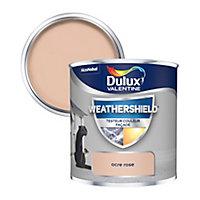 Testeur peinture façade lisse Dulux Valentine ocre rose 250ml