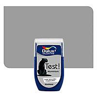 Testeur peinture multi-supports Dulux Valentine aluminium 30ml