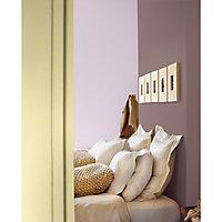 Testeur peinture murs et boiseries Dulux Valentine Crème de couleur zéphir d'ivoire satin 30ml