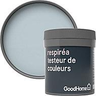 Testeur peinture Respiréa GoodHome bleu Toulon satin 50ml