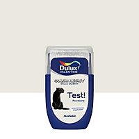 Testeur peinture salle de bains Dulux Valentine porcelaine satin 30ml