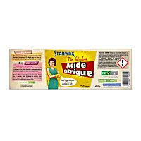 The fabulous Acide citrique 400 gr
