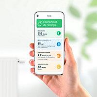 Thermostat connecté intelligent sans fil Tado° V3+