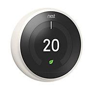 Thermostat connecté Nest 3ème génération blanc