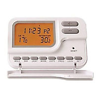 Thermostat filaire programmable Avidsen
