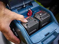 Tondeuse sans fil sur batterie 36 V Erbauer 46 cm (avec 2 batteries et chargeur)