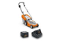 Tondeuse sans fil sur batterie 36 V Stihl RMA235 (avec 2 batteries et chargeur)
