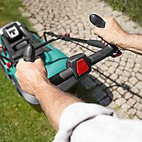 Tondeuse sans fil sur batterie Bosch Rotak 36 Li (avec batterie et chargeur)