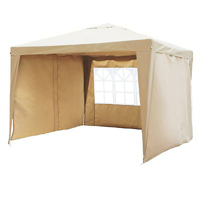 Tonnelle Blooma Jarvis 3 X 3 M Taupe Castorama