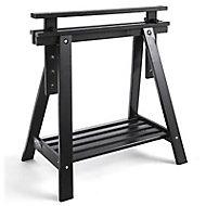 Tréteau architecte noir 70 x 98,5 cm