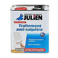 Traitement anti-salpêtre Julien 2.5L