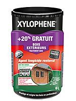 Traitement Xylophène Bois extérieurs 5L + 20% gratuit