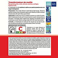 Transforme et stoppe la rouille 0,250 L JULIEN