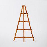 Treillis éventail en pin 68 x h.120 cm