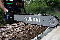 Tronçonneuse thermique Hyundai Easy Start 53cc 50 cm