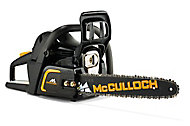 Tronçonneuse thermique McCulloch CS42S guide 40 cm 42 cc