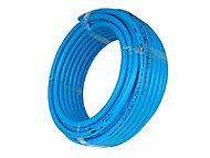 Tube PER nu bleu Ø.12 mm 25 m