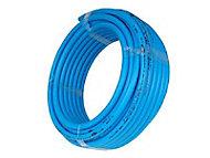 Tube PER nu bleu Ø.16 mm 15 m
