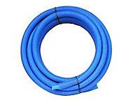 Tube PER prégainé bleu Ø.16 mm 25 m