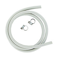 Tuyau butane / propane 1.5 mm et colliers Comap
