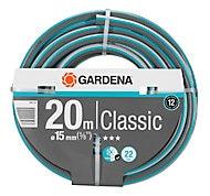 Tuyau Gardena Classic ø15 mm L.20 m