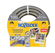 Tuyau Hozelock Tricoflex Ultramax ø12,5 mm L.15 m