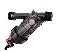 Vanne avec filtre M33-42