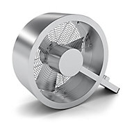 Ventilateur de table Q métal