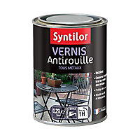 Vernis anti-rouille Syntilor Mat 0,25L