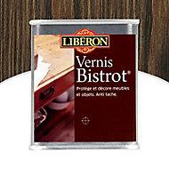 Vernis bistrot pour meubles chêne foncé Libéron 0,25L