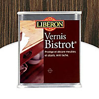 Vernis bistrot pour meubles chêne foncé Libéron 0,5L