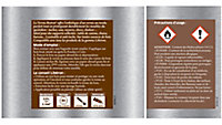 Vernis bistrot pour meubles chêne moyen Liberon 0,25L