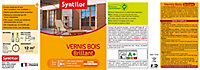 Vernis BSC Incolore Brillant Syntilor - 1 L