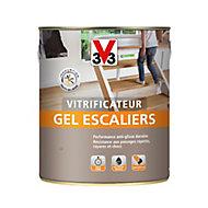 Vitrificateur gel escalier V33 incolore mat 2,5L