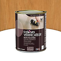 Vitrificateur parquet Passage intense Colours Incolore mat 750ml