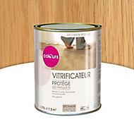 Vitrificateur Passage normal parquet Incolore satin 750 ml